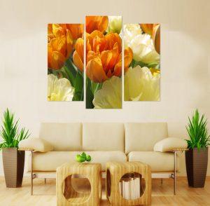 картина от 3 части; картина от три части; картина от части; цвете; цветя; картина цветя; канава; картина; картина за стена; картина на PVC; картина на канава; картина с висока резолюция; декоративно пано; декорация за стена; висококачествен печат; снимка върху платно;