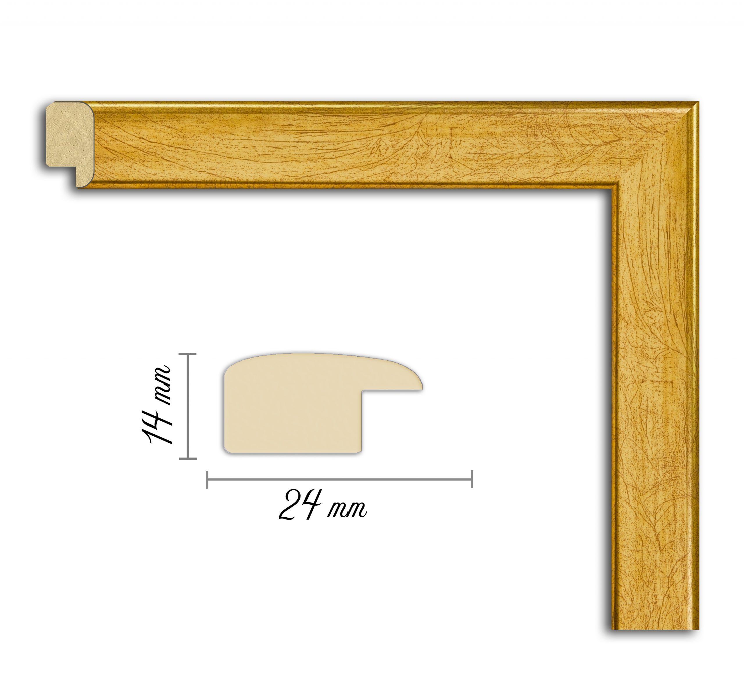 Дървен профил 05-24, Дървени профили за рамки, рамкиране, рамки за картини, рамки за гоблени, профили за рамки, профили за рамкиране, рамки от дърво, дървени рамки, профили за рамки, профили за рамкране, рамкиране на картини; златна рамка, златна дървена рамка, златист профил за рамка, златиста рамка от дърво; Дървен профил златен, златиста рамка, златен прфил за рамка;